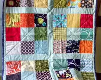 Gender neutral quilt 3