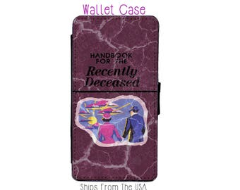 iphone 5 wallet case , iphone 5s wallet case , iphone SE wallet case , iphone 5 case , iphone 5s case , iphone SE case , Beetlejuice iphone
