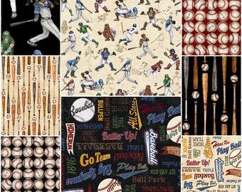 Baseball Fabric Etsy
