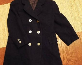 HAPPY SUMMER SALE Vintage Boy's Coat by Little Buddy
