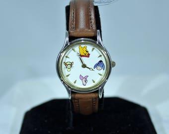 Winnie the Pooh Disney Character Womens Watch