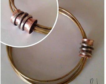 Spinner bracelet