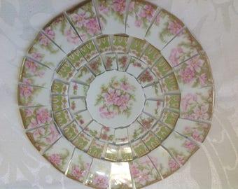 China mosaic tiles~~ShABBuLoUS & FaBBuLoUS~~A ReaLLY sHabbY SeT# 8