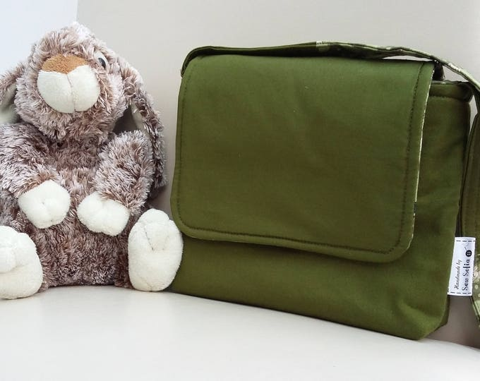 Run Rabbit Run Mini Messenger bag
