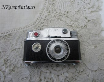 Camera cigarette lighter  for the collector