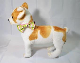 Christmas snowman pet bow, collar bow, dog bow, cat bow, Christmas bow, Christmas gift, Christmas pet, holiday gift, pet gift