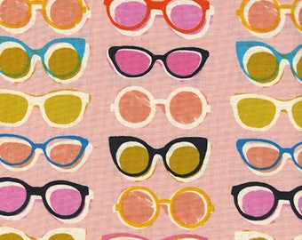 PRESALE: Shade - Pink from Poolside by Melody & Alexia for Cotton + Steel