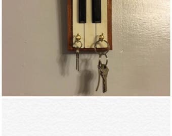 Small Piano Key Rack
