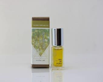 Manipura // Solar Chakra // Botanic Perfume // Ritual Wear