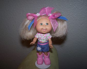 "Dolls, 5"" Cabbage Patch Kids Lil Sprouts Dolls, Cabbage Patch Dolls, Lil Sprouts Dolls, Discontinued Doll, Doll Clothes"