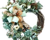 Outdoor Wreaths for Fall,...