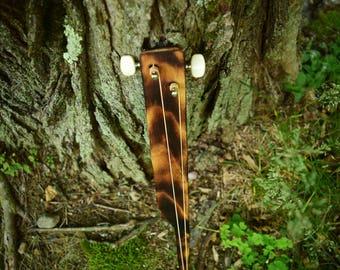 "Shamanic Ghost Catcher Instrument- Siberian String Jawharp- ""Aya"""
