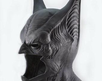 Man Bat latex mask