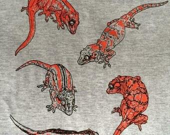 Gargoyle Gecko T-shirt/tank top