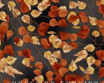 Fall fabric | Etsy : fall quilt fabric - Adamdwight.com