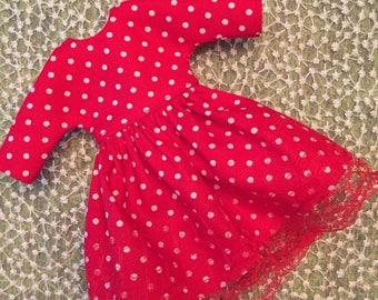 Red Dot Dress