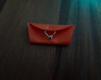 Barbie ~ Plain Blouse & Purse: orange purse