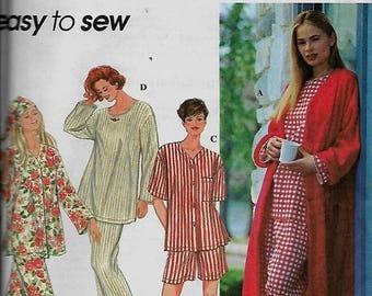 """25% OFF Simplicity 9250   Misses  """"Sleepwear"""" Pattern   Size xsm,sm,med   Uncut"""