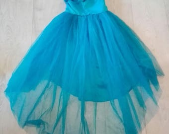 "Princess dress ""Blueberry"", size 4/5 years"