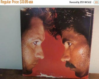 Save 30% Today Vintage 1982 Vinyl LP Record Daryl Hall and John Oates H20 Excellent Condition 15096