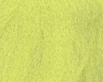 wool felting lime 7921