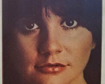 Vintage Linda Ronstadt Tee, Unique Gift, 70s Clothing, Singer
