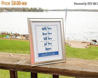 Clearance He's only a little boy for a little while.  Framed print