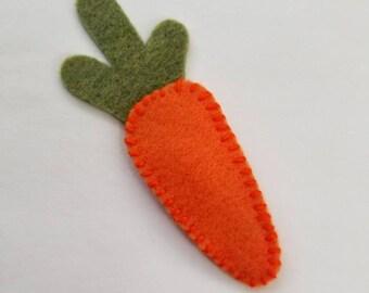 Carrot Snap Clip