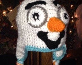 Olaf the Snowman Inspired by Frozen