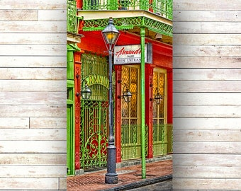 ARNAUD'S- Restaurants in New Orleans - New Orleans art - French Quarter - Architecture -  NOLA Photography