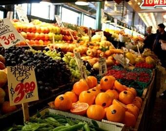 Pike Place Market photograph