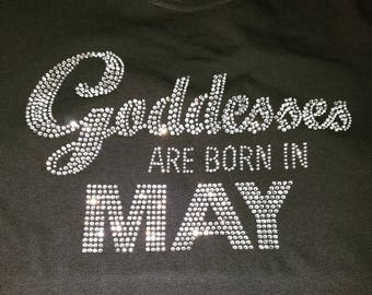 Goddesses Are Born In May