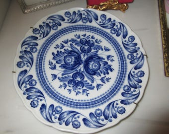 GERMANY HUTSCHENREUTHER PLATE Wall Hanging