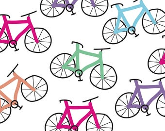 A4 bicycle Print