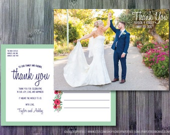 To Our Friends & Family Wedding Thank You | Thank you | WTY7