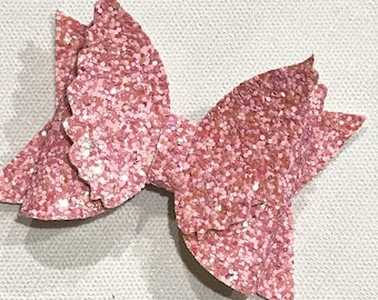 Last of Stock ~ Angel Wings Bow Die - Big Shot / Sizzix Cutter Machine Compatible - Bow Die Template