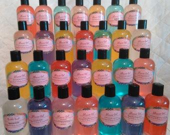 Moisturizing Shower Gel - 8oz. bottle