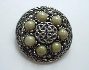 Vintage Weiner celtic design brooch