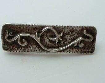 Arts & Crafts silver brooch