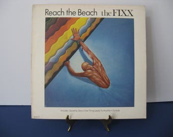 The Fixx - Reach The Beach - Circa 1983