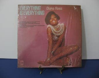 Diana Ross - Everything Is Everything - Circa 1970