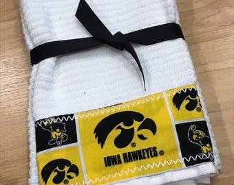 Iowa Hawkeyes Hand Towels