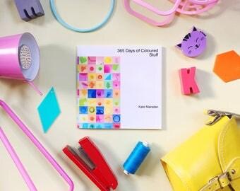 365 Days of Coloured Stuff - PDF Book
