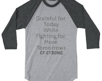 CF Strong Baseball Tee