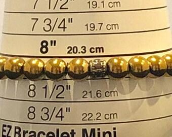Golden Hematite Bracelet