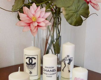 Fashion candles