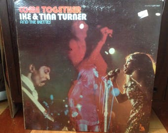 Ike & Tina Turner And The Ikettes - Come Together - Vinyl
