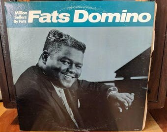 Fats Domino - Million Sellers By Fats - Vinyl