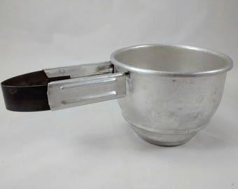 Foley Aluminum Handheld Flour Sifter