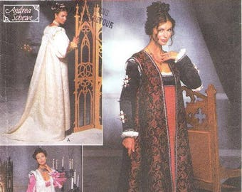 Simplicity 9533 Misses' Renaissance Costume Pattern, L-XL